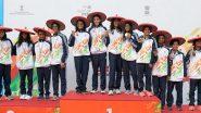 Khelo India Youth Games मध्ये सलग दुसऱ्या वर्षी महाराष्ट्राने मारली बाजी; 78 सुवर्ण पदकांसह 256 पदके जिंकली