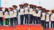 Khelo India Youth Games 2020:200 पदकं जिंकत महाराष्ट्राने रचला इतिहास, 100 पादकांसहदिल्ली तिसऱ्या स्थानी