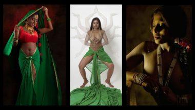 Model Nikita Gokhale Hot Photo: मॉडेल निकिता गोखले हिने 'शांतता म्हणजे महान सामर्थ्याचा स्रोत' ही पंचलाईन वापरत शेअर केला न्यूड फोटो