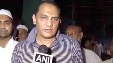 भारताचे माजी क्रिकेटपटू मोहम्मद अझरुद्दीनविरूद्ध औरंगाबादमध्ये FIR दाखल, ट्रॅव्हल एजंटकडून पैशाच्या फसवणूकीचा आरोप