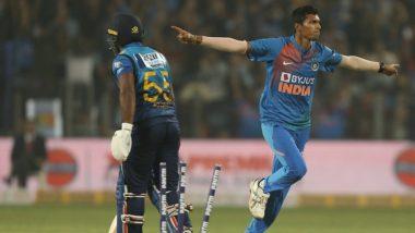 IND vs SL 3rd T20I: भारतीय गोलंदाजांनी केलाकहर; टीम इंडियानेश्रीलंकाविरुद्ध78 धावांनीविजय मिळवत केला2-0 क्लीन-स्वीप