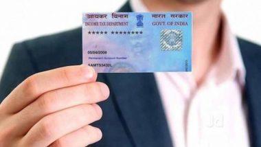पॅन कार्ड हरवले आहे? Duplicate PAN Card मिळविण्यासाठी Online किंवा Offline असे करा अर्ज