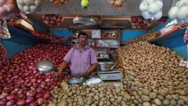 बटाट्याचे दर 40 रुपये प्रति किलोवर, सामान्यांच्या खिशाला कात्री