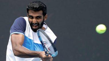 Australian Open 2020:प्रजनेश गुणेश्वरन पहिल्या फेरीत गारद,एकेरीत भारताचे आव्हान संपुष्टात