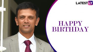 Happy Birthday Rahul Dravid: हॉकीचाहता राहुल द्रविड बनला क्रिकेटर, 'या' कारणामुळे ऑस्ट्रेलियाईदिग्गजने दिले'The Wall'टॅग, जाणून घ्या 'Mr Reliable' संबंधित काही मजेदार गोष्टी