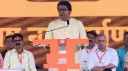 राज ठाकरे म्हणतात 'मी मराठी आणि हिंदू सुद्धा'; मनसे येत्या 9 फेब्रुवारीस आझाद मैदानावर काढणार मोर्चा