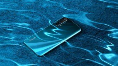 Realme कंपनीचा पहिला 5G स्मार्टफोन लॉन्च, युजर्सला 5 कॅमेऱ्यासह मिळणार दमदार फिचर्स