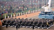 Republic Day 2020: भारतीय प्रजासत्ताक दिनी आज राजपथावर पाहायला मिळणार भारतीय शौर्य आणि संस्कृतीचे दर्शन; जाणून घ्या कसा असेल कार्यक्रम
