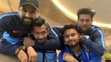 Next Stop, Auckland! न्यूझीलंड दौऱ्यासाठी टीम इंडिया रवाना; रोहित शर्मा,जसप्रीत बुमराह यांनी फोटो शेअर करून दिली माहिती, पाहाPhoto