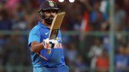 India Vs NewZealand 3rd T20: रोहित शर्मा याने शेवटच्या 2 चेंडूवर मारलेल्या षटकारांमुळे भारताचा रोमांचक विजय; पाहा व्हिडिओ