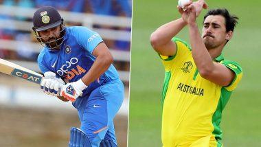 IND vs AUS 1st ODI 2020 Match Live Streaming: भारत विरुद्ध ऑस्ट्रेलियालाईव्ह सामना आणि स्कोर पहा Star Sports आणि Hotstar Online वर