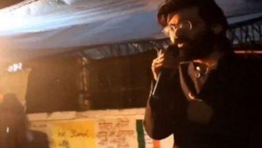 JNU चा माजी विद्यार्थी शरजील इमाम देशद्रोहाचा गुन्हा दाखल झाल्यावर फरार; शिरच्छेद केल्यास हिंदू नेत्याकडून 1 कोटीचे बक्षीस