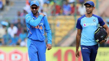 भारतीय संघाला न्यूझीलंड दौऱ्याआधी मोठा धक्का! सलामीवीर शिखर धवन संघाबाहेर?