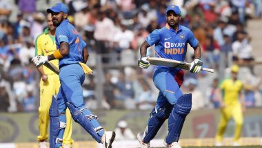 IND vs AUS 2020 1st ODI: टीम इंडिया255 धावांवर ऑलआऊट, शिखर धवन याने केल्यासर्वाधिक 74 धावा