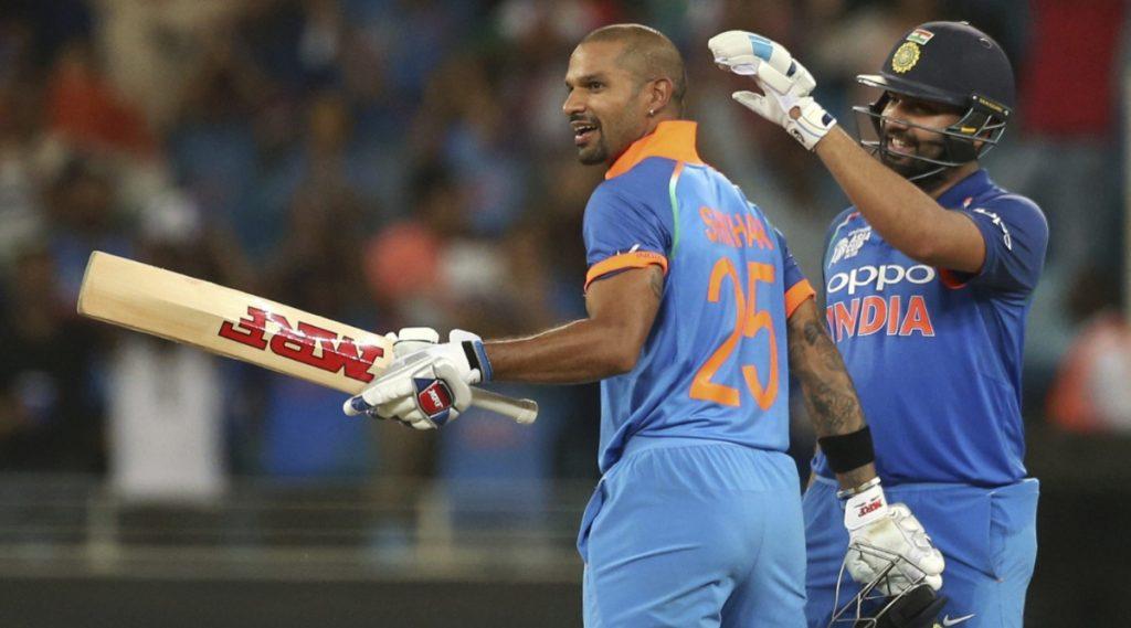 IND vs AUS ODI2020:रोहित शर्मा-शिखर धवनयांच्या जोडीला ऑस्ट्रेलियाविरुद्धवनडेमालिकेत विशेष विक्रम नोंदवण्याची संधी