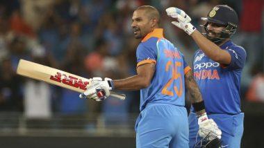 IND vs ENG 3rd ODI 2021: रोहित शर्मा- शिखर धवनने रचला इतिहास,तेंडुलकर-गांगुलीच्या एलिटयादीत सामील होणारी ठरली दुसरी भारतीय जोडी