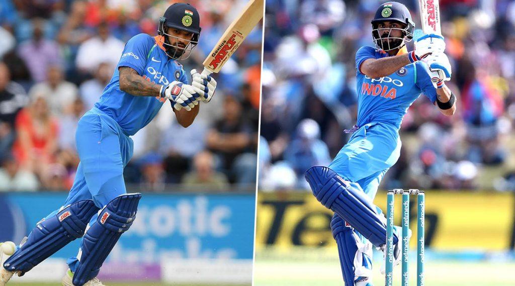 IND vs AUS 2nd ODI: शिखर धवन, विराट कोहली, केएल राहुल यांचे अर्धशतक; टीम इंडियाचे ऑस्ट्रेलियाला341 धावांचे आव्हान