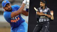 IND vs NZ 2nd T20I 2020 Match Live Streaming: भारत विरुद्ध न्यूझीलंड लाईव्ह सामना आणि स्कोर पहा Star Sports आणि Hotstar Online वर