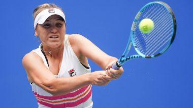 Australian Open 2020: वर्ल्ड नंबर 1 एश्ले बार्टी ला ऑस्ट्रेलियन ओपनच्या सेमीफायनलमध्ये पराभूत करत 21 वर्षीय सोफिया केनिनची फायनलमध्ये धडक