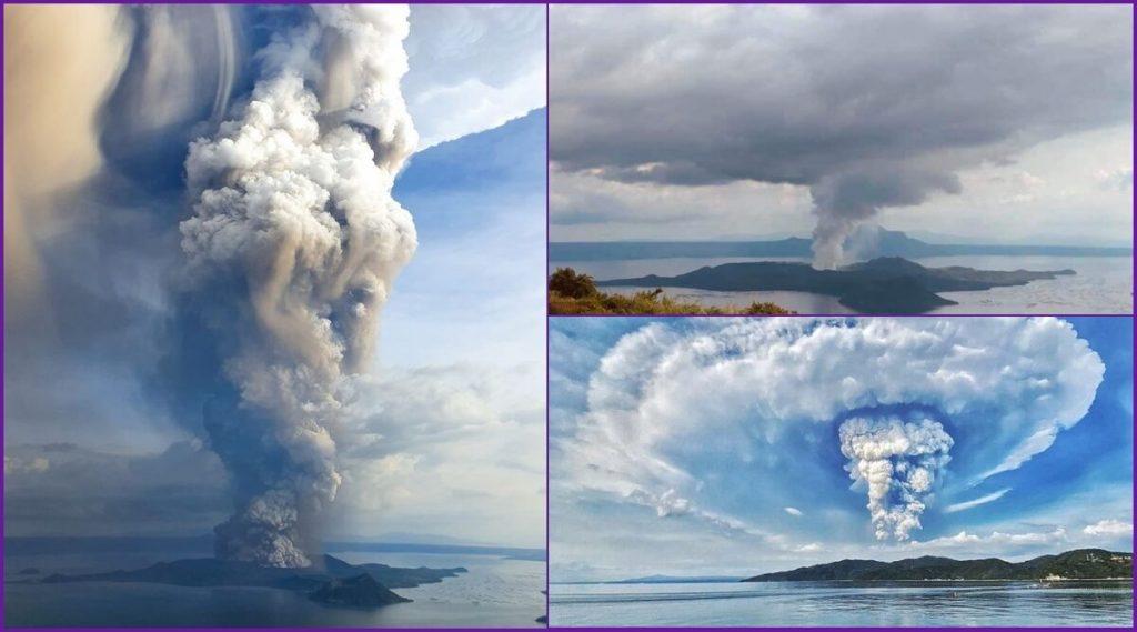 Philippines Taal Volcano: फिलीपिन्समधील 'ताल' ज्वालामुखी उद्रेकाच्या मार्गावर; सरकारकडून हाय अलर्ट जारी, हजारो लोकांचे स्थलांतर