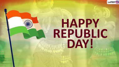 Happy Republic Day 2020 Images: खास मराठी HD Greetings, Wallpapers, Whatsapp Status च्या माध्यमातून, वीर पुरूषांचे Quotes शेअर करून द्या प्रजासत्ताक दिन शुभेच्छा