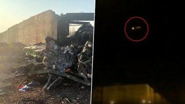 युक्रेनचे विमान चुकून पाडले; इराणी लष्कराकडून मोठा खुलासा