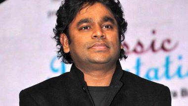 AR Rahman gets Notice for Alleged Tax Evasion: संगीतकार एआर रहमान यांच्यावर 3.47 कोटी रुपयांचा कर चुकल्याचा आरोप; मद्रास उच्च न्यायालयाने पाठवली नोटीस