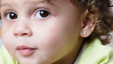 Children Health Tips: लहान बाळाचे पहिल्यांदा कान टोचल्यावर कशी घ्याल काळजी; वाचा घरगुती टिप्स