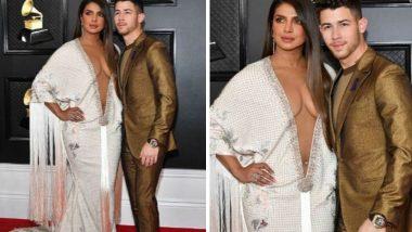 Grammy Awards 2020 मधील बोल्ड ड्रेसिंग स्टाईलमुळे प्रियंका चोपड़ा झाली ट्रोल