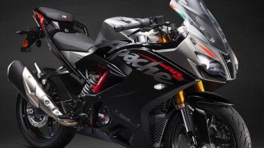 TVS Motor कंपनीने आपली लोकप्रिय बाइक Apache RR 310 च्या किंमतीत पुन्हा केली वाढ, जाणून घ्या नवे दर