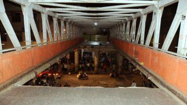 मुंबई: सीएसएमटी स्टेशन परिसरात 2021 च्या मध्यापर्यंत बांधला जाणार नवा पूल; लवकरच निघणार टेंडर्स