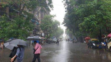 Rain Update In Maharashtra: मुंबई नंदुरबार, धुळे जळगाव, पालघर, नाशिक जिल्ह्यात पुढील 3 ते 4 तासात मुसळधार पाऊस - IMD