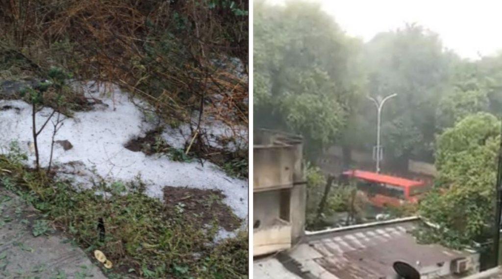 Nagpur Rains: नागपूर मध्ये मुसळधार पाऊस तर अमरावतीमध्ये गारपीट; कापूस, सोयाबीन सह रब्बी पिकांच्या नुकसानाची शक्यता