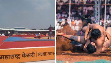 Maharashtra Kesari Final 2020 Live Streaming: कुस्तीवीर हर्षवर्धन सदगीर विरूद्ध शैलेश शेळके मध्ये रंगणार 'महाराष्ट्र केसरी कुस्ती' चा अंतिम सामना; इथे पहा लढतीचे लाईव्ह स्ट्रिमिंग