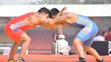 Maharashtra Kesari Kusti Final 2019-20: हर्षवर्धन सदगीर विरुद्ध शैलेश शेळके मध्ये आज रंगणार 63 व्या महाराष्ट्र केसरी कुस्ती स्पर्धेचा अंतिम सामना