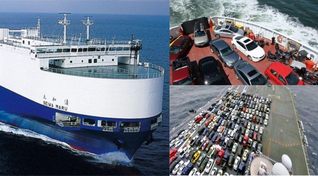 एकाचवेळी 200 कार व 1000 प्रवासी घेऊन जाणारी, Ro-Ro Ship जानेवारी अखेर होणार मुंबईत दाखल