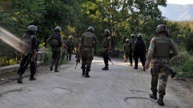 जम्मू कश्मीर: दहशतवादी आणि सुरक्षा यंत्रणेतील जवानांमध्ये चकमक; 2 जवान शहीद