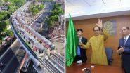 Nagpur Metro's Aqua Line च्या पहिल्या भागाचं लोकार्पण, मुख्यमंत्री उद्धव ठाकरे यांच्या हस्ते 'नागपूर मेट्रो'चं उद्घाटन; जाणून घ्या स्थानकं, तिकीट दर ते फेर्याचं वेळापत्रक