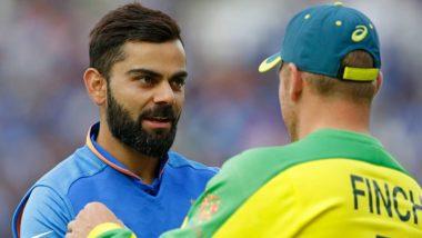 IND vs AUS 1st ODI: आरोन फिंचयानेजिंकला टॉस, भारताची पहिले बॅटिंग; असा आहे टीम इंडिया-ऑस्ट्रेलियाचा प्लेयिंग इलेव्हन