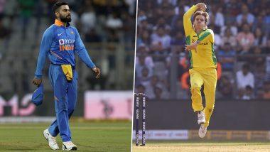 IND vs AUS 2nd ODI 2020: विराट कोहली-अॅडम झांपा, रोहित शर्मा-मिशेल स्टार्क; राजकोट वनडेत या खेळाडूंमध्ये पाहायला मिळेलरोमांचक लढत