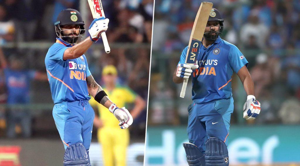 IND vs NZ 5th T20I: विराट कोहलीला मागे टाकत रोहित शर्मा आणि केएल राहुल यांची न्यूझीलंडविरुद्ध विक्रमी कामगिरी, पाहा पाचव्या टी-20 मध्ये बनलेले 'हे' रेकॉर्डस्