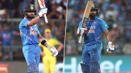 IND vs AUS 3rd ODI: बेंगलुरुरू सामन्यात बनले 10 विक्रम, रोहित शर्मा आणि विराट कोहली यांनी नोंदवले 'हे' प्रमुख रेकॉर्डस्