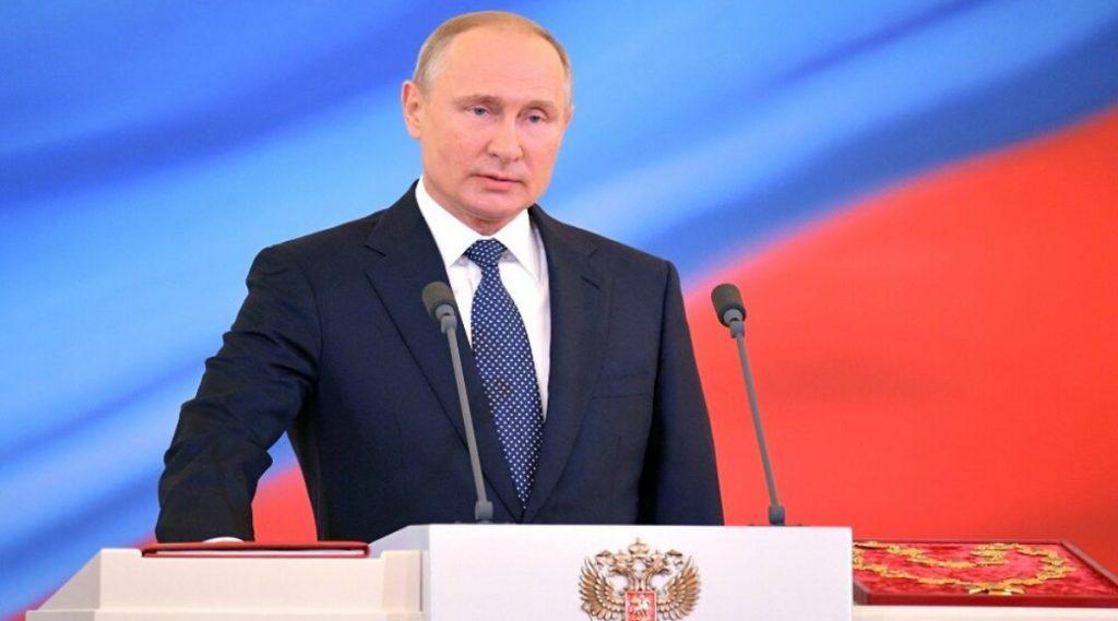 व्लादिमीर पुतिन रशियाचे तहहयात राष्ट्रपती होण्याची शक्यता; राज्यघटना बदलण्याचे संकेत