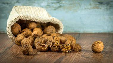 Health Benefits Of Walnuts: अक्रोड खाण्याचे 'हे' आरोग्यदायी फायदे तुम्हाला माहित आहेत का? जाणून घ्या