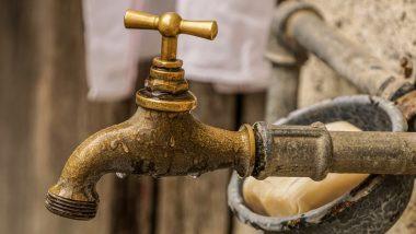 Thane Water Cut: ठाण्यात येत्या शुक्रवारी 24 तासांसाठी पाणीकपात; शहरातील 'या' भागांत होणार पाणी पुरवठा खंडीत