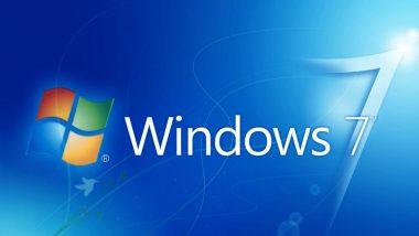 जानेवारी महिन्यापासून Windows7 चे अपडेट मिळणे होणार बंद