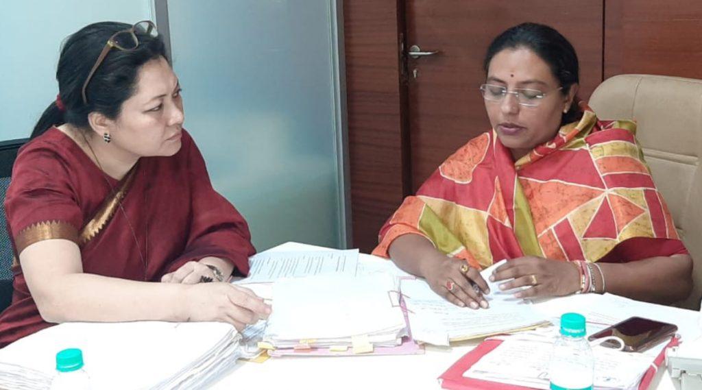 अंगणवाडी सेविका, मदतनीसांची5,500 पदे तत्काळ भरली जाणार; महिला व बालविकासमंत्री यशोमती ठाकूर यांची घोषणा