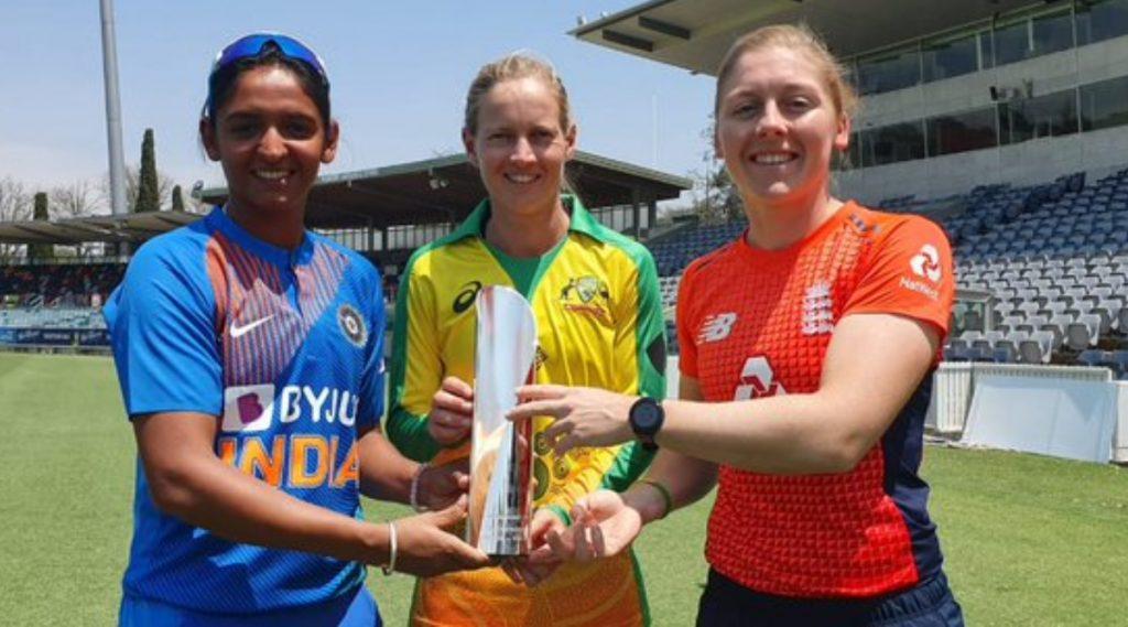 IND vs ENG Women's T20I Tri-Series Live Streaming: भारत विरुद्ध इंग्लंड महिला तिरंगी मालिका लाईव्ह सामना आणि स्कोर पहा Sony ESPN वर