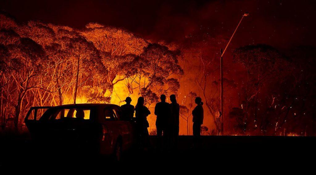 Australia Bushfire: वणवा नव्हे! ऑस्ट्रेलियातील जंगलाला जाणीवपूर्वक लावली आग; पोलिसांकडून 200 जणांवर गुन्हे दाखल, सरकारची महत्त्वपूर्ण कारवाई