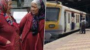 मध्य रेल्वे वरील लोकलचा मालडबा आता ज्येष्ठ नागरिकांसाठी राखीव होणार?